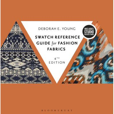 Swatch Reference Guide for Fashion Fabrics: Bundle Book + Studio Access Card