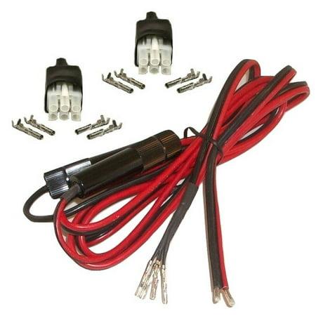 workman kw 2000 cb 6 pin radio power cord for rci / kenwood / yaesu -  walmart com