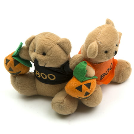 Halloween Plush Bear](Build A Bear Halloween Party)