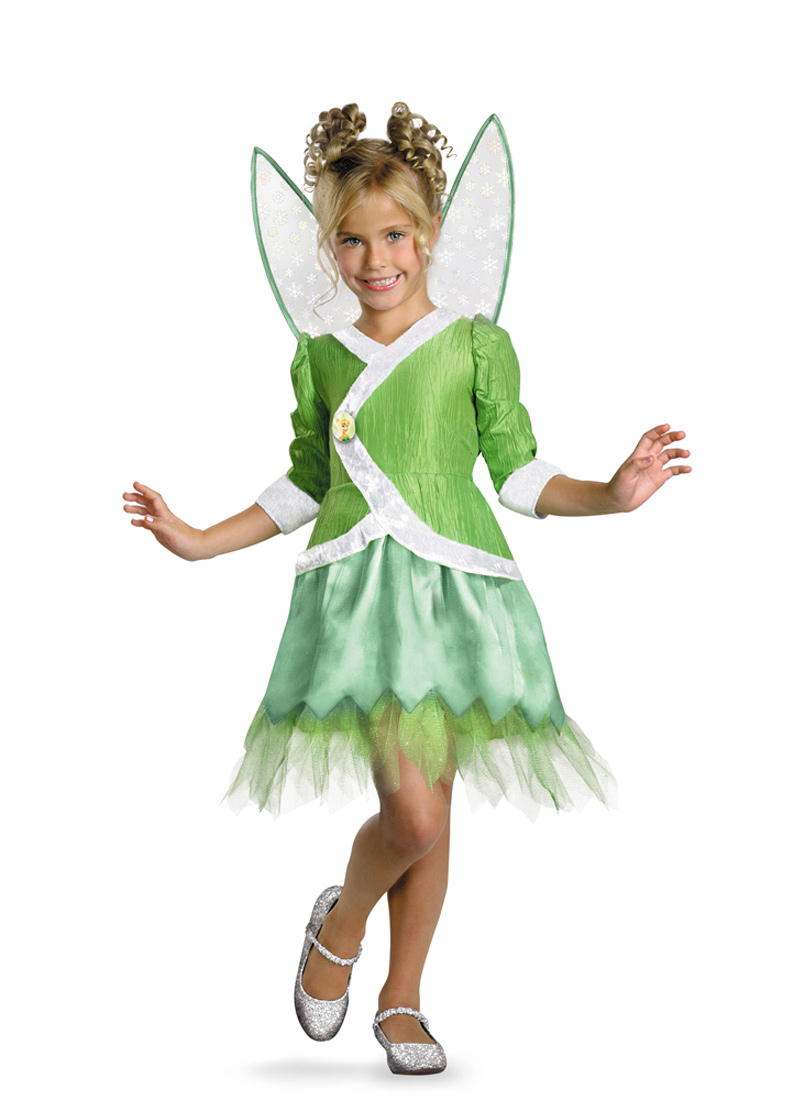 Child Disney Tinker Bell Costume Disguise 41731 4 to 6  sc 1 st  Walmart & Tinkerbell Costumes