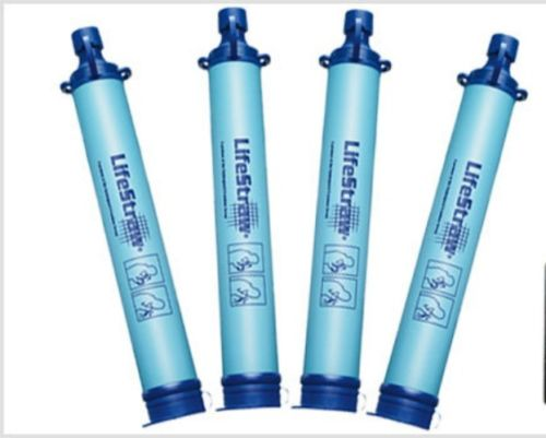 1 pack Personal Water Filter LIFESTRAW