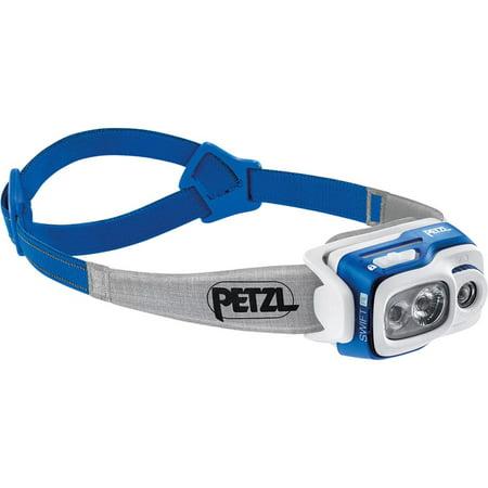 PETZL Swift Reactive Lighting 900 Lumens Headlamp - Blue