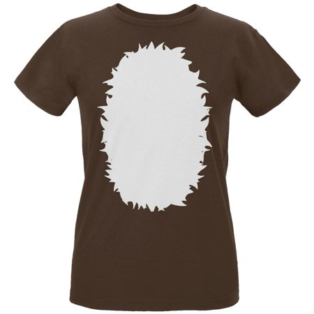 Halloween Baby Deer Fawn Costume Womens Organic T Shirt