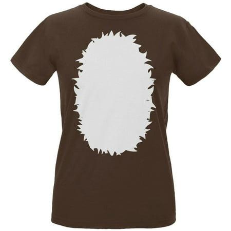 Halloween Baby Deer Fawn Costume Womens Organic T Shirt