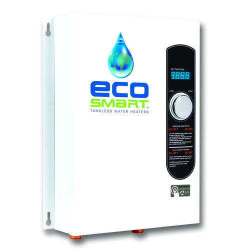 EcoSmart ECO18 18 kW 240V Electric Tankless Water Heater