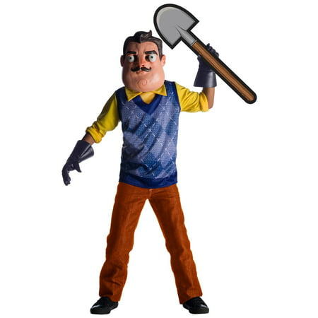 Halloween Hello Neighbor Deluxe The Neighbor Child - Toronto Blue Jays Halloween Costume