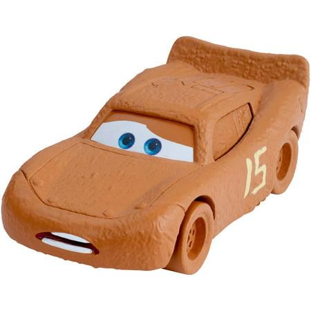 Disney/Pixar Cars 3 Lightning McQueen As Chester Whipplefilter Vehicle (Lightning Mcqueen Outfit)