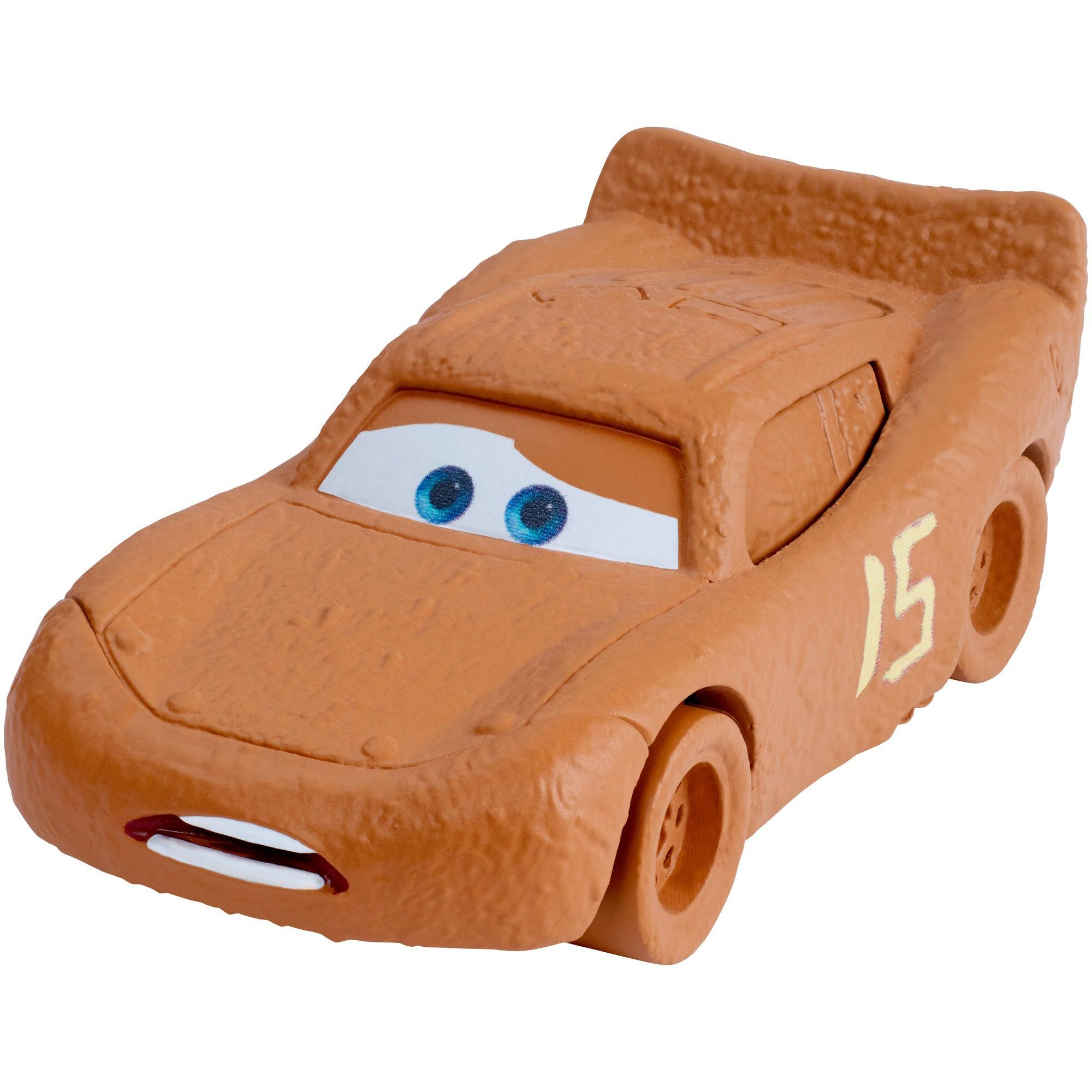 Disney/Pixar Cars 3 Lightning McQueen As Chester Whipplefilter Die-Cast Vehicle