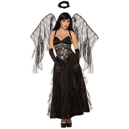 Womens Fallen Angel Halloween Costume for $<!---->