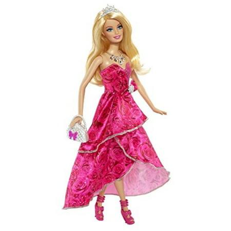 Barbie Fairytale Birthday Princess Doll - Birthday Barbie
