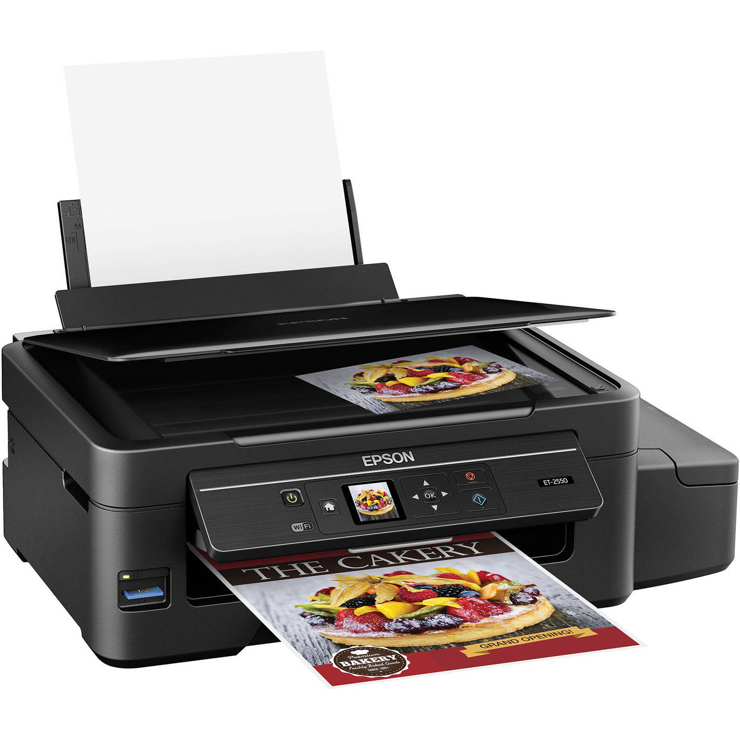 Epson Expression ET-2550 EcoTank All-in-One Printer/Copier/Scanner