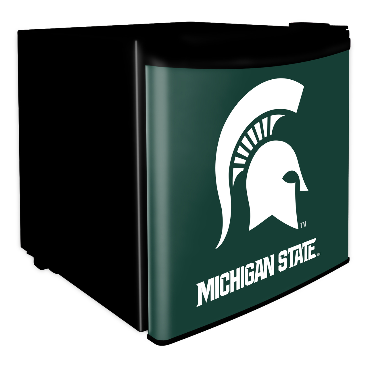 BOELTER BRANDS Michigan State Spartans Dorm Room Fridge