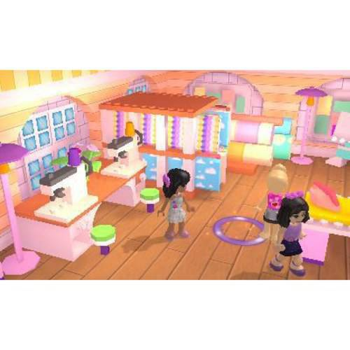 LEGO Friends (Nintendo 3DS) - Walmart.com
