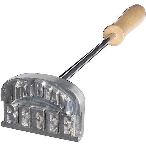 Jim Beam Branding Iron