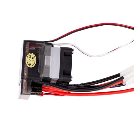 Rc Motor Brushes - 7.2-16V 320A High Voltage ESC Brushed Speed Controller For 540 Dual/Single Motor RC Car Truck