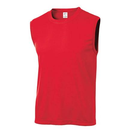 8d6b16563515c Gravity Threads Mens Sleeveless Moisture Wicking Shirt