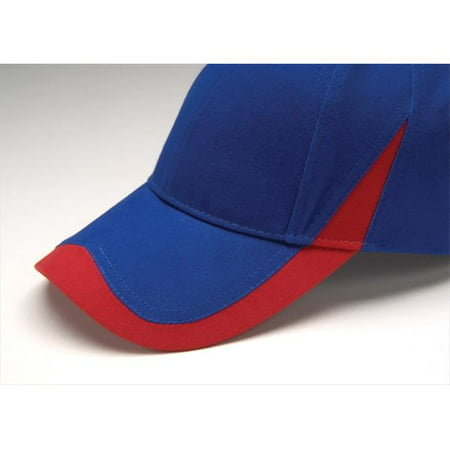 Image of Adams Wave Cap - Royal/Red - One Size