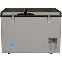 Whynter FM-62DZ 62-Quart Dual Zone Portable Refrigerator/Freezer
