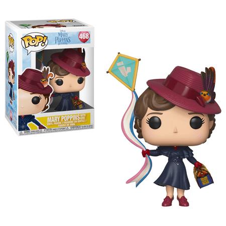 Funko POP! Disney: Mary Poppins - Mary with Kite (Merry Pop)