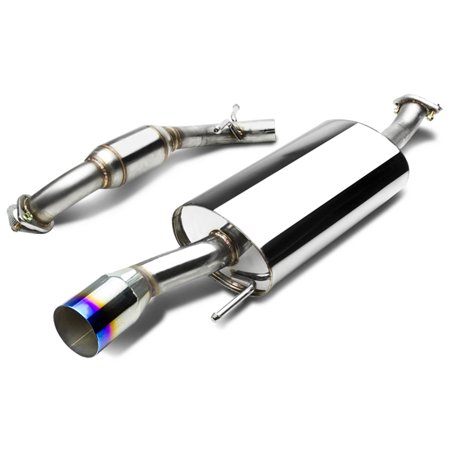 Quicksilver Exhaust System - 3.5