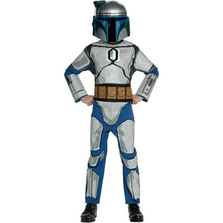 Star Wars Jango Fett Child Halloween Costume](Kids Starwars Costumes)