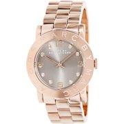 Women's Amy MBM3221 Rose-Gold Stainless-Steel Quartz Watch