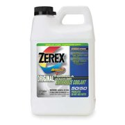 ZEREX ZXRU4 Antifreeze Coolant, Original, 1/2 Gal