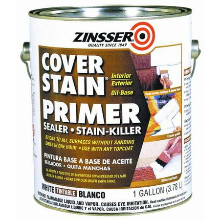 Zinsser Cover Stain Interior Exterior Stain Blocking
