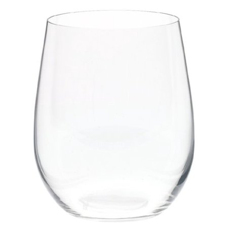 O Wine Tumbler Chardonnay/Viognier, Set of 2 By Riedel Ship from US