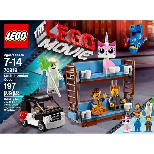 LEGO Movie Double-Decker Couch