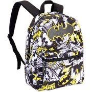 "16"" Batman Comic Backpack"
