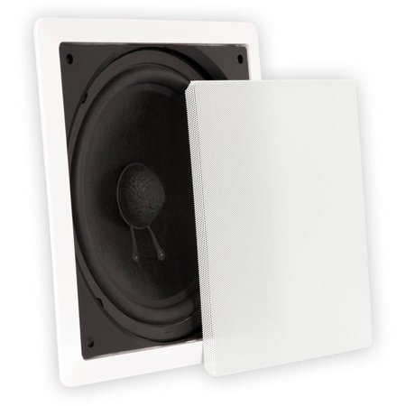 "Theater Solutions (TS1000) TS1000 10"" In Wall Passive Subwoofer"