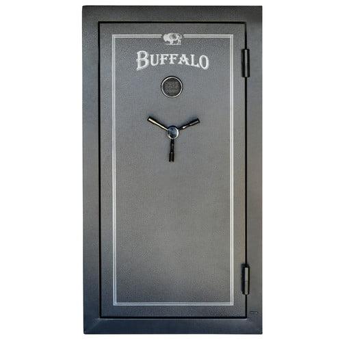 Buffalo Tools 32 Rifle Capacity Gun Safe with Door Organizer by Buffalo Tools