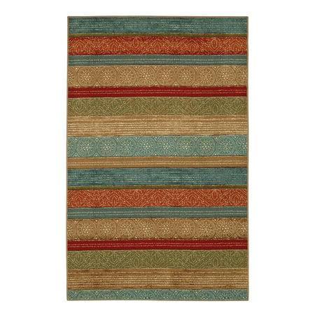 Mohawk Home Samsun Batik Stripe Area Rug