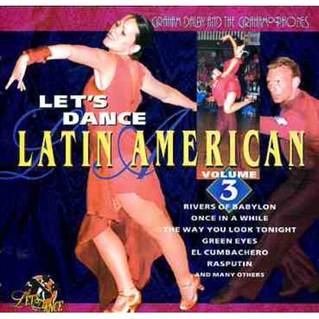 Let's Dance Latin American, Vol. 3
