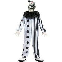 Fun World Killer Clown Boys' Halloween Costume