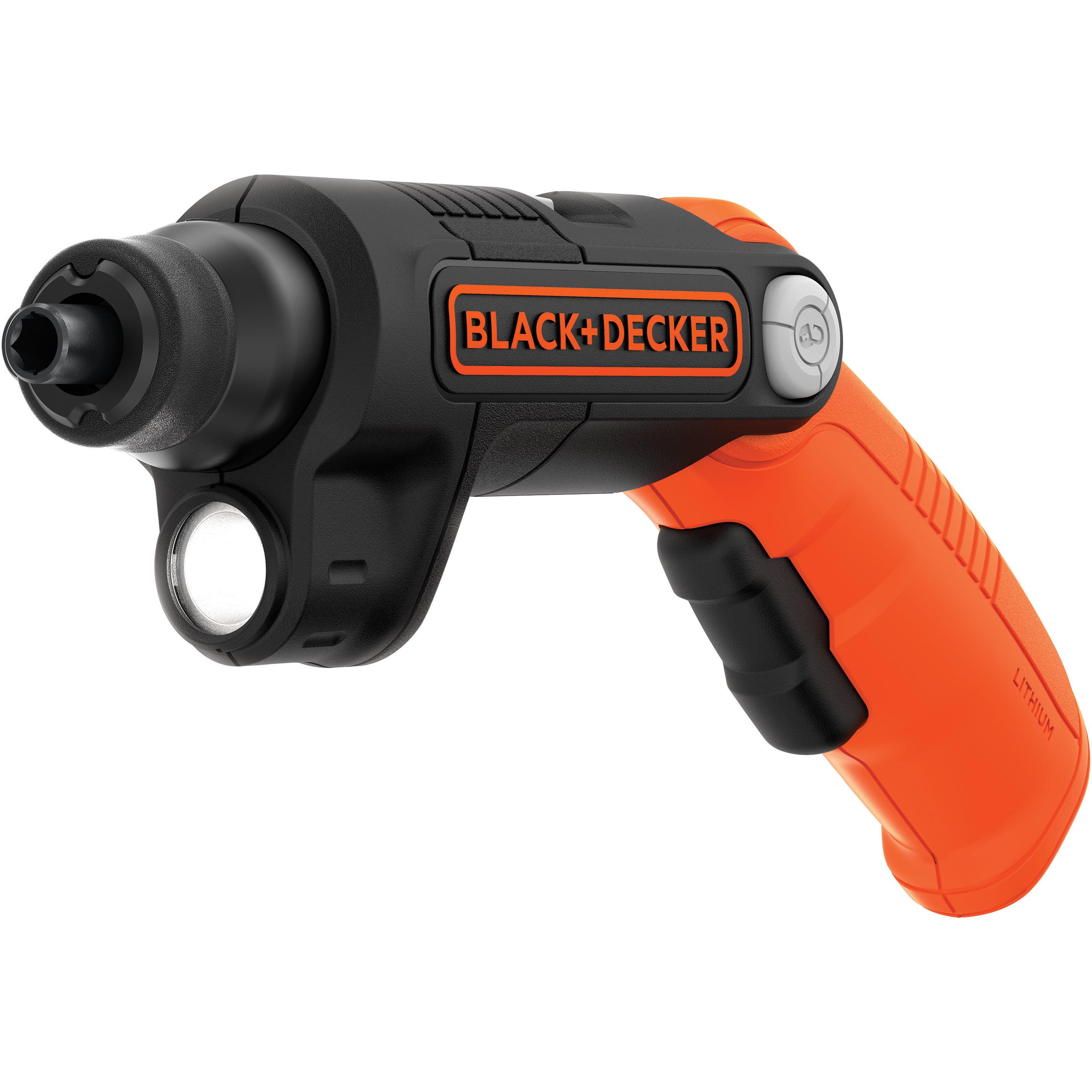 Black & Decker BDCSFL20C Pivot Light Screwdriver by Stanley Black & Decker
