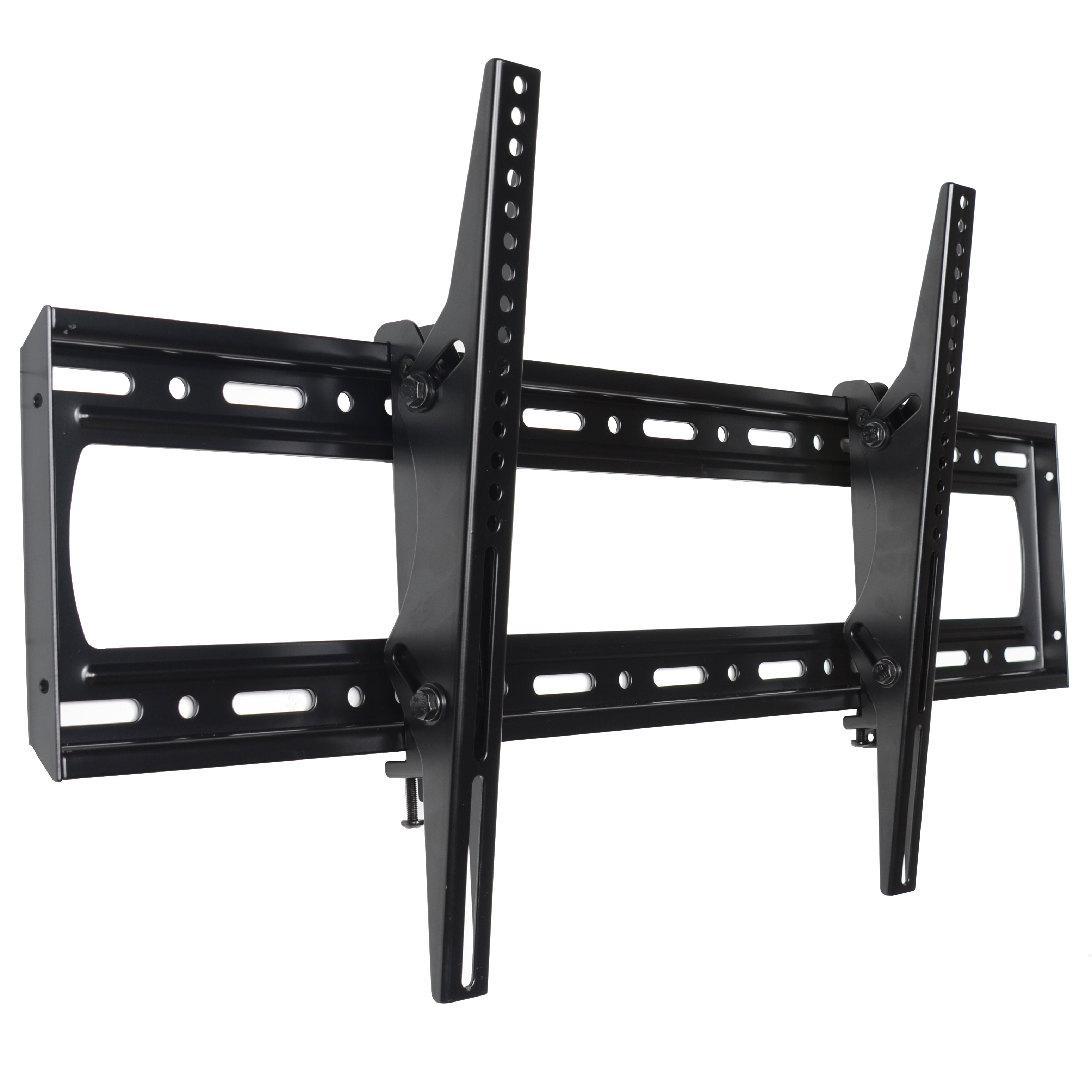 "VideoSecu Large Tilt TV Wall Mount for Most 60 65 70 75 80 85"" LCD LED Plasma HDTV Heavy Duty Load Capacity 220lbs C06"