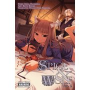 Spice and Wolf, Vol. 2 (manga) - eBook