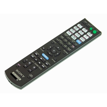 OEM Sony Remote Control Originally Shipped With: STR-DN840, STRDN840