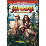 Jumanji: Welcome to the Jungle (DVD + Digital) by Sony