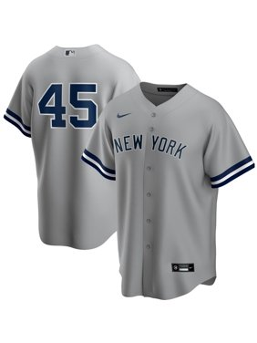 Gerrit Cole New York Yankees Nike Road 2020 Replica Player Jersey - Gray