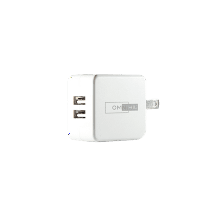 OMNIHIL 2-Port USB Charger for Tenda 4G185 4G FDD LTE 150Mbps Pocket Mobile Wireless