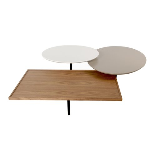 George Oliver Leyden Trio Rotating Coffee Table
