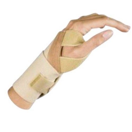 Wrist Support with Thumb Lock - 3 ct MS-87115