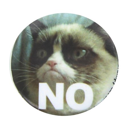 Grumpy Cat No Button - image 1 de 1
