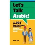 Let's Talk Arabic - eBook
