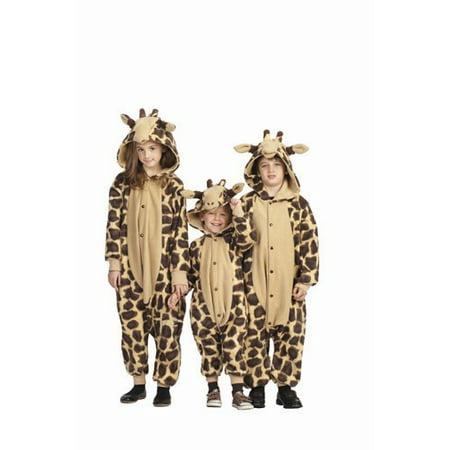 Georgie Giraffe Child Funsies Kids Costume (Giraffe Kids Costume)