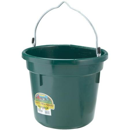 Flat Back Bucket ()