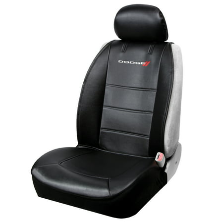 - Plasticolor Dodge 3-Piece Black Sideless Seat Cover